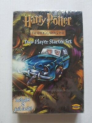 Harry Potter Chamber of Secrets Theme Deck Sealed TCG CCG WotC