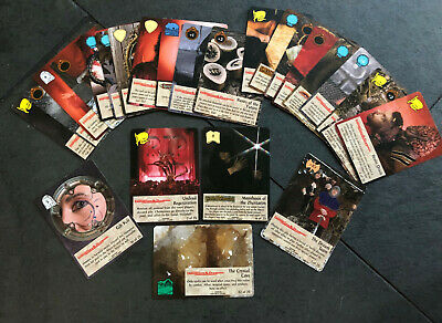 Spellfire-Dragonlance Chase-Complete Set 1-25 Card Game