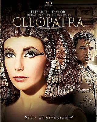 Cleopatra (50th Anniversary 2-Disc Edition) [Blu-ray] New DVD! Ships Fast!