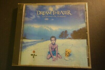 Dream Theater - A Change of Seasons [EP] (CD, Sep-1995, Elektra)