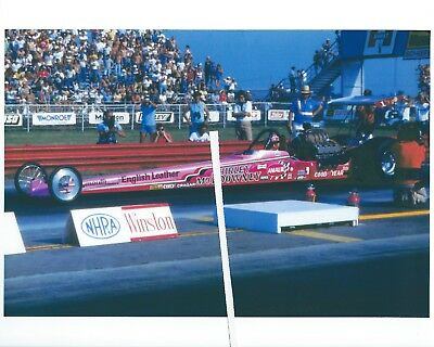 SHIRLEY MULDOWNEY CHA Cha Nhra #1 Woman Drag Auto Racing