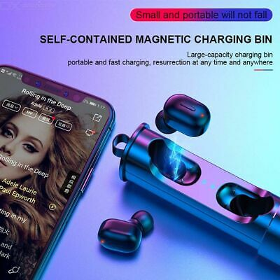 Bluetooth Earbuds Mini T1 TWS V5.0 3D True Wireless Stereo With Mic