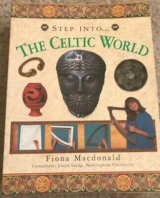 Step Into The Celtic World,Ancient Japan, Roman Empire,  Inca, Lot Of 7
