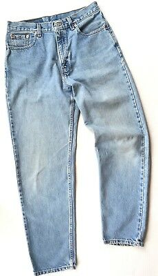 cdb3e9f9880 Vtg USA Levis 560 Loose Fit Straight Leg Jeans Womens 10 High Waist Mom  Levi's 2