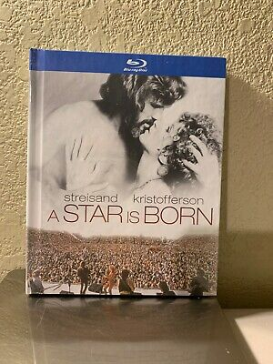 A Star Is Born [1976] (Blu-ray, 2013) NEW Streisand Kris Kristofferson