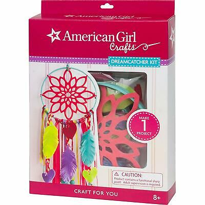American Girl Doll Crafts Make Your Own Dreamcatcher Art Kit Dream Catcher New
