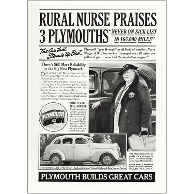 Picture Factory Photo Ref. #67281 1937 Plymouth P4 Coupe