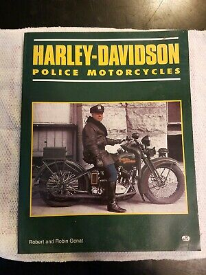 USED HARLEY DAVIDSON Police Solo Seat Most Touring 1997-2008