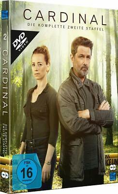 Cardinal - Complete Season 2 Second TV Series - Billy Campbell NEW REGION 2 DVD