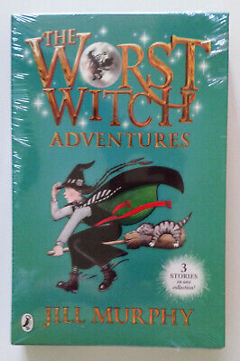 The Worst Witch, Three Book Collection - Jill Murphy - New