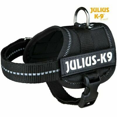 Julius K9® Strong Adjustable Power Harness Reflective Dog Puppy Robust Mini