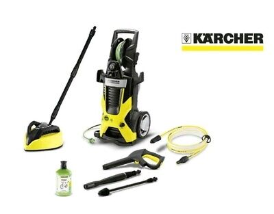 KARCHER K7 premium ecologic ECO 160bar Pressure Washer +T450 patio cleaner