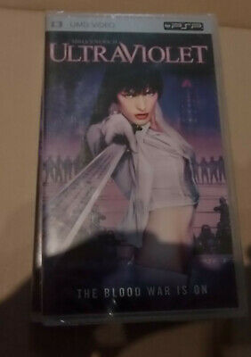 Ultraviolet   (New and Sealed) Sony PSP UMD Video Movie