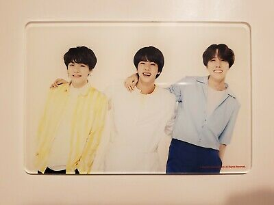 BTS Love Yourself Speak Yourself Photo Frame  Tour Merch SUGA Jin j-hope