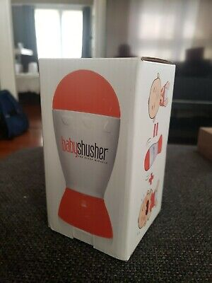 Baby Shusher - The Sleep Miracle Soother Machine - New (Free Shipping)