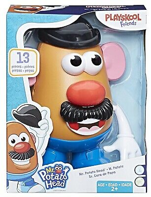 Playskool Mr Potato Head Toy Story Ages 2+ New Play Gift Set Glasses Hat Build