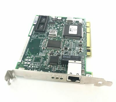 Hp B5509-66001 10/100 Base Tx Pci/Scsi-2 Lan Adapter Ana-6911A/Tx 1616907-00