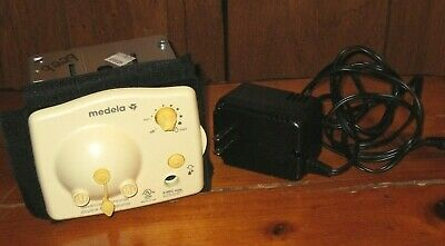 Medela Advanced Personal Breast Pump Motor & AC Adapter Only