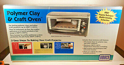 AMACO 12505P Polymer Clay & Craft Oven