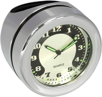 Drag Specialties 2212-0727 Bar Mount Clock