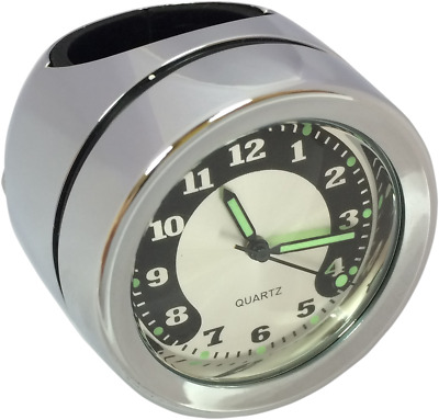 Drag Specialties 2212-0725 Bar Mount Clock