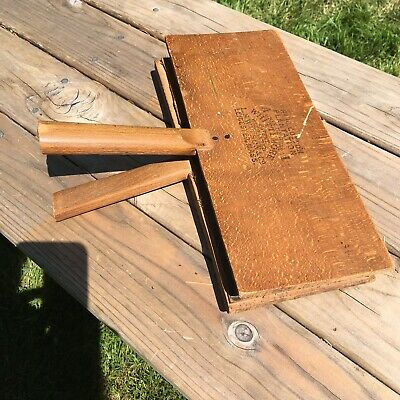 Vintage Antique WHITTEMORE Wool Carder Combs. Primitive.