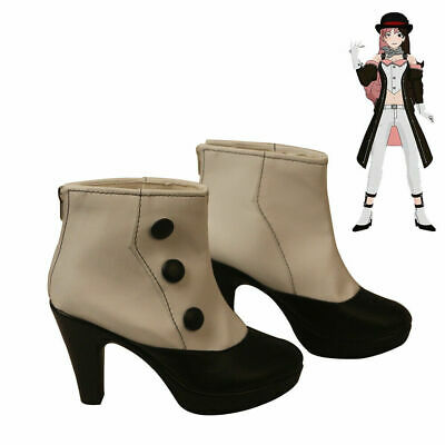 RWBY Neo Cosplay Halloween Christmas Shoes Boots  HH