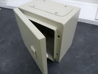 WALL MOUNTING ENCLOSURE ST2215 - 200mm X 200mm X 150MM - BRAND NEW