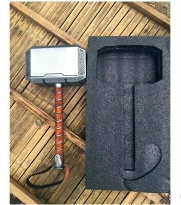Full Metal CATTOYS 1:1 The Avengers Thor Hammer Replica Props Mjolnir by DHL