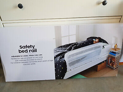 Target safety adjustable bed rail, never used, opened just to try it