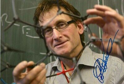 Ben Feringa NOBEL PRIZE CHEMISTRY autograph, In-Person signed photo