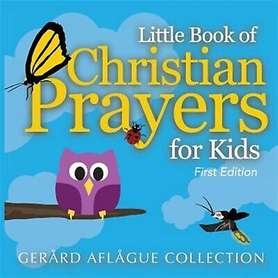 Little Book of Christian Prayers for Kids by Aflague, Gerard -Paperback
