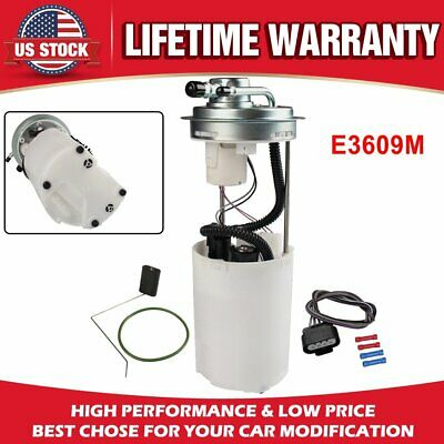 Fuel Pump /& Sender Assembly for SILVERADO SIERRA 2-Door 4-Door V6 V8 6E3609M US