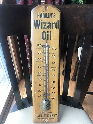 VINTAGE INDOOR ADVERTISING Thermometer