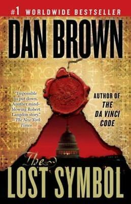 The Lost Symbol by Dan Brown (2009) First Edition, Hard Cover