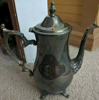 WM Rogers 800 Silver Pitcher