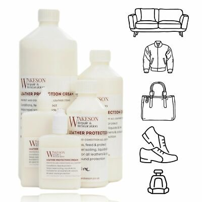 Leather Conditioner Cleaner Restorer Protector waterproof ALL leather 250ml