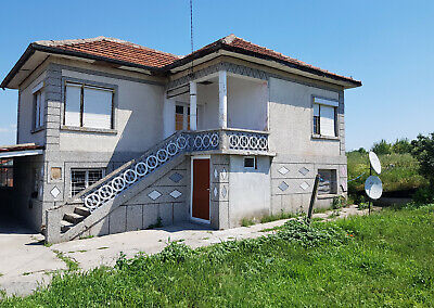 PAY MONTHLY - South Bulgaria home land outbuildings garage move in condition