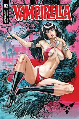 Vampirella #2 Cvr B March Pre-Order 21/08/19 Vf/Nm Dynamite