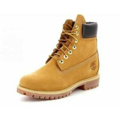 52096fd34 CHAUSSURES BOOTS TIMBERLAND Homme Bottines en daim taille 42.