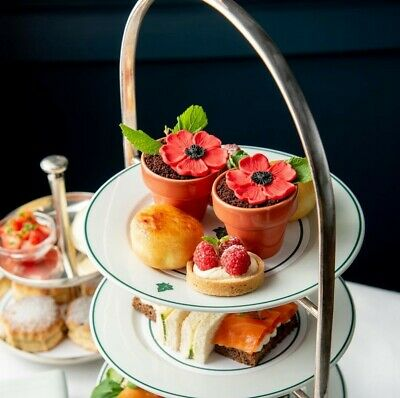 Afternoon Tea for Two at the Ivy Cafe Richmond