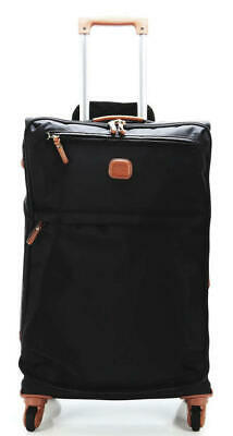 TROLLEY Bric's x-travel soft 65 cm 4 ruote NERO BXL48118.101