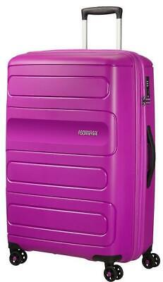 0c59811eb0afb7 TROLLEY American Tourister sunside spinner 77/28 exp ULTRAVIOLET 107528-1888