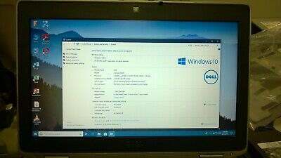 Dell Latitude E6420 Laptop i5-2520m 2.5GHZ 4GB Windows 10 /  Office 2019 B Grade