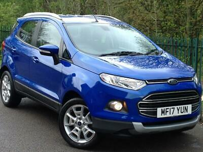 Ford Ecosport 1.0 Titanium ***Ultra Low 20,000 Miles + Immaculate Throughout**