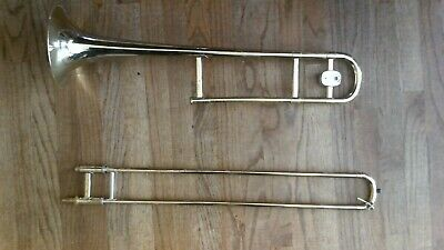 F E OLDS and Sons student trombone