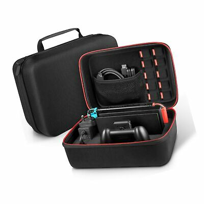 Nintendo Switch Case - Younik Deluxe Hard Shell Carrying Case for Switch Cons...