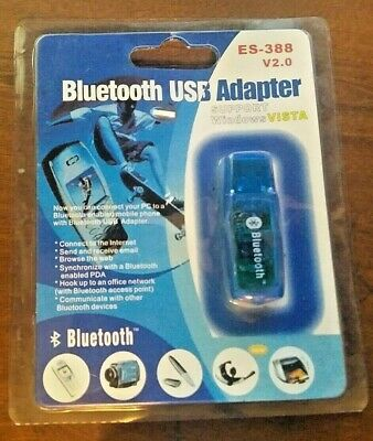 Es-388 bluetooth usb adapter driver for windows 7