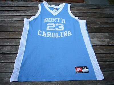 bf267868bbd Nike Michael Jordan North Carolina UNC Tar Heels Authentic Jersey sz. 48 XL  vtg