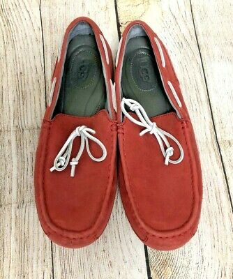 3e5dbcc1474 UGG RED CHESTER Loafers 17 - $62.95   PicClick
